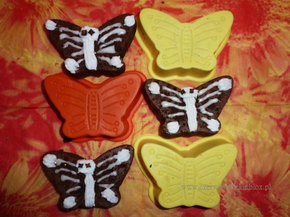 Motyle z piernika
